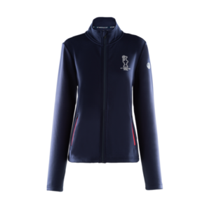 North Sails W Cowes Full Zip - Navy