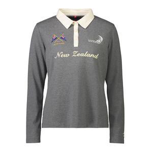 Women's NZL L/S Rugby Jersey